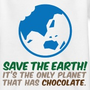 Save The Earth 2 (dd)++ Kids' Shirts