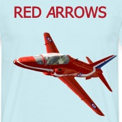 Red Arrows Hawk t-shirt