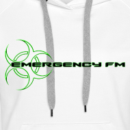 Design ~ EmergencyFM Website Logo Hoodie