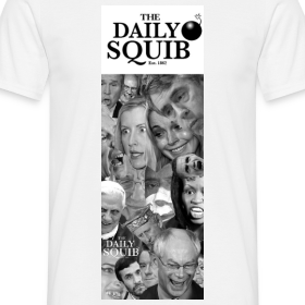 Design ~ Men's Daily Squib Collage 2 T-Shirt