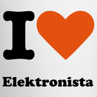 Design ~ I heart Elektronista koppen!