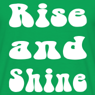 Design ~ RISE AND SHINE