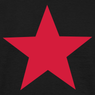 Design ~ Red Star Tee Shirt