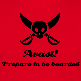 Avast! Prepare To Be boarded