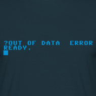Design ~ Out of Data Error