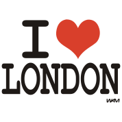 i love london by wam