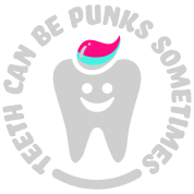 teeth punk zahn