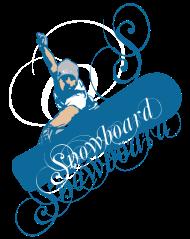 T-Shirt S comme SnowBoard<br />imprimer sur un tee shirt