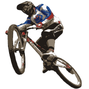 Mountainbike Freeride Downhill