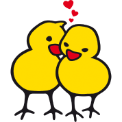 chicks in love (b)