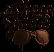 T-Shirt Lunette Choco Funky<br />imprimer sur un tee shirt