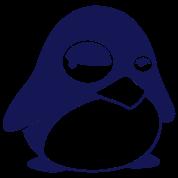 TUX Penguin, LINUX v2.0