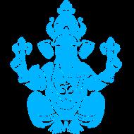 T-Shirt Blue Ganesh<br />imprimer sur un tee shirt