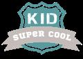 Motif Kid Super Cool