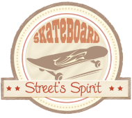 T-Shirt Skateboard Street Spirit<br />imprimer sur un tee shirt