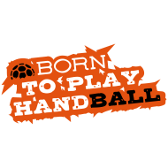 Motiv ~ HANDBALL Born to play