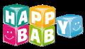Motif happy baby cubes