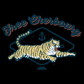 T-Shirt free cherbourg<br />imprimer sur un tee shirt