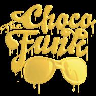 T-Shirt The Choco Funk Cream<br />imprimer sur un tee shirt