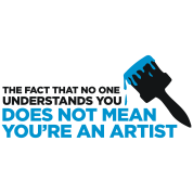 You're Not an Artist (3c, NEU)
