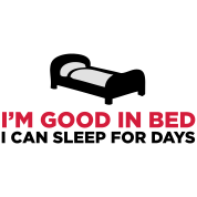 I'm Good in Bed (3c)