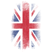 Eroded UK Flag