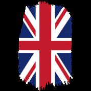 Eroded UK Flag