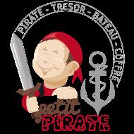 T-Shirt Petit Pirate<br />imprimer sur un tee shirt