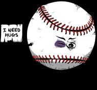 tee shirt baseball hug