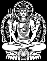 T-Shirt Mahadeva Shiva<br />imprimer sur un tee shirt