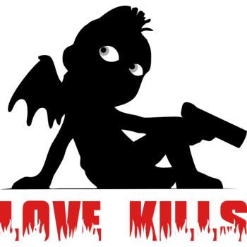 T-Shirt Love Kills 2<br />imprimer sur un tee shirt