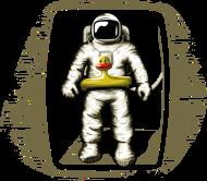 T-Shirt Astronaute-FINAL<br />imprimer sur un tee shirt