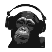 DJ MONKEY by w