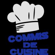 Tablier commis de cuisine spreadshirt for Salaire d un commis de cuisine