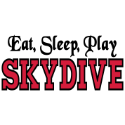 Eat Sleep Play Skydive