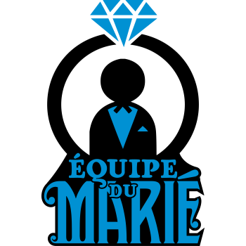 T-Shirt Equipe du Marie<br />imprimer sur un tee shirt
