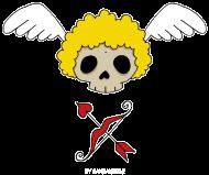 T-Shirt Dead Cupidon<br />imprimer sur un tee shirt