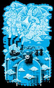 T-Shirt Cloud Concert<br />imprimer sur un tee shirt