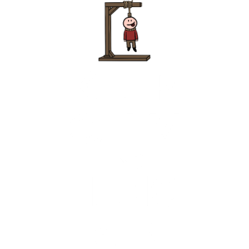 T-Shirt Keep Calm and Hangman (dark)<br />imprimer sur un tee shirt