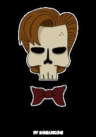 T-Shirt Dead Docteur Who copie<br />imprimer sur un tee shirt