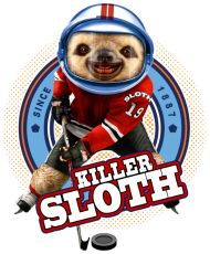 T-Shirt KILLER SLOTH<br />imprimer sur un tee shirt