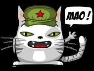 T-Shirt le chat communiste Mao<br />imprimer sur un tee shirt