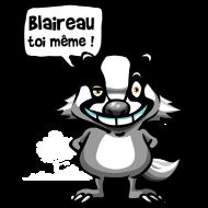 T-Shirt Blaireau toi meme<br />imprimer sur un tee shirt
