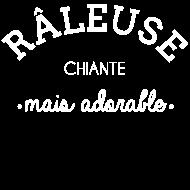 T-Shirt Râleuse<br />imprimer sur un tee shirt