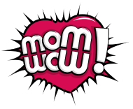 T-Shirt mom-wow<br />imprimer sur un tee shirt