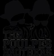 T-Shirt The Poulpes Brothers<br />imprimer sur un tee shirt