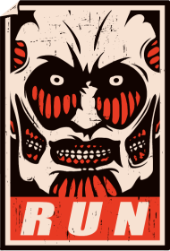 T-Shirt Obet Titan<br />imprimer sur un tee shirt