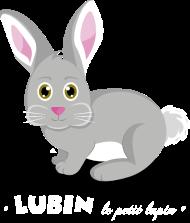 T-Shirt Lubin le petit lapin<br />imprimer sur un tee shirt
