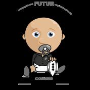 tee shirt enfant futur rugbyman