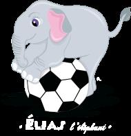 T-Shirt Élias l'éléphant<br />imprimer sur un tee shirt